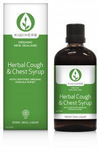 Kiwi Herb Herbal Cough & Chest Syrup