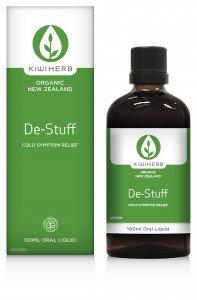 Kiwi Herb De-Stuff 50ml