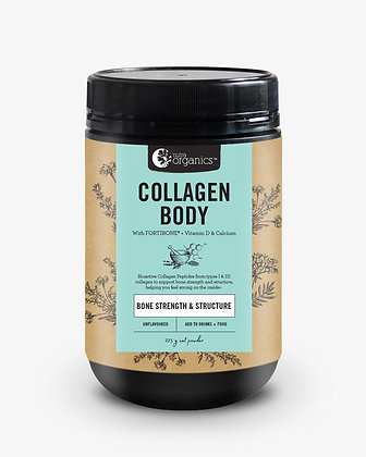 Nutra Organics Collagen Body 225g