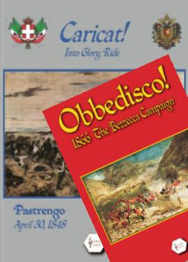 Obbedisco! + Caricat!