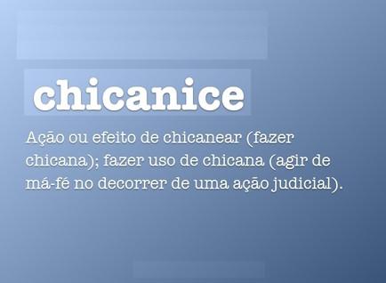 REDES SOCIAIS CHICANEIRAS!