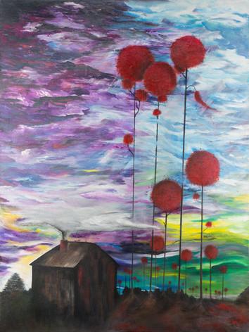 Fluffy Balloons