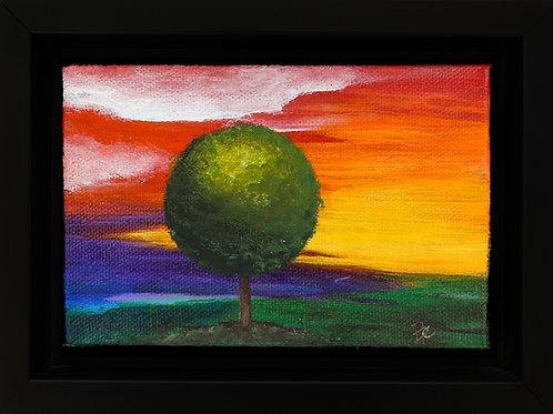 Baby Tree Paintings