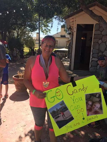 Rise Ranch Challenge - Go Candy!