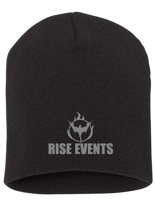 RISE Events Beanie