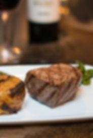 Cáscara Fillet Steak