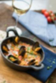 Cáscara Moqueca - Market Fish Stew