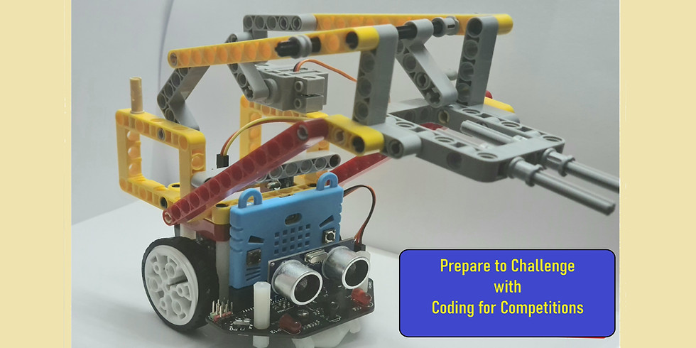 B1-Coding for Competitions