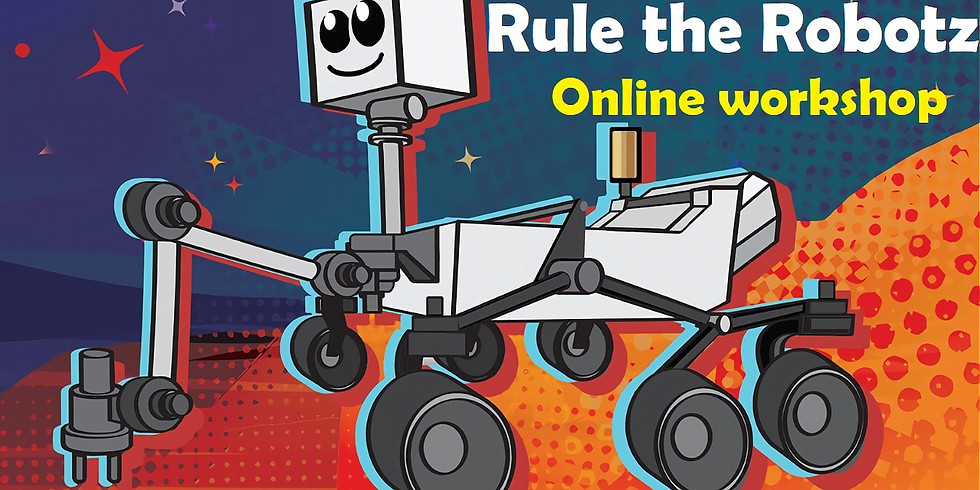 B2 - Rule the Robotz - Full Course (8-10 yr)