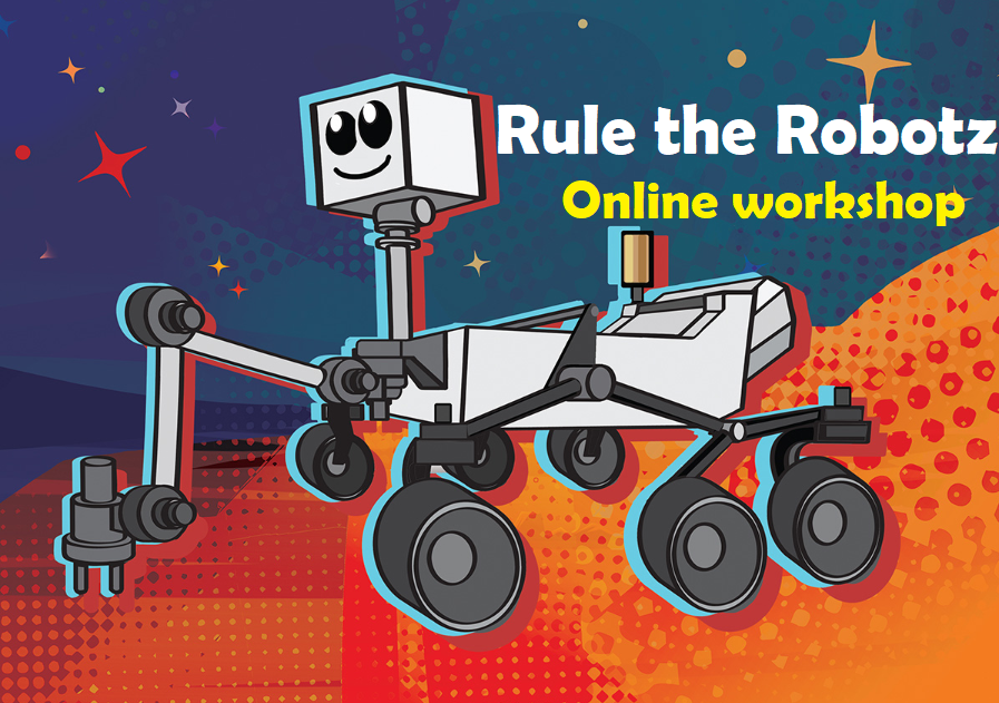Rule the Robotz - Jr.Visionary (8-10yr old)