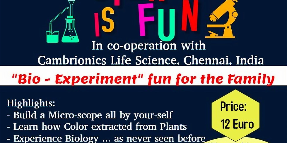 STEM Workshop - Biology