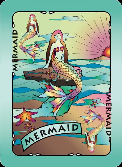 mermaid tail wag wix.mov