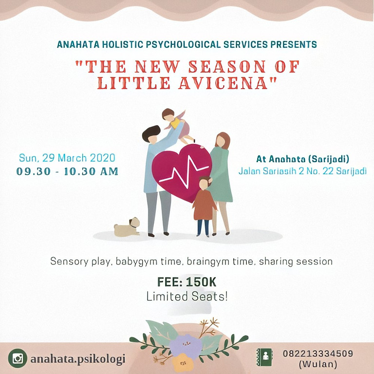 The New Season Of Little Avicena