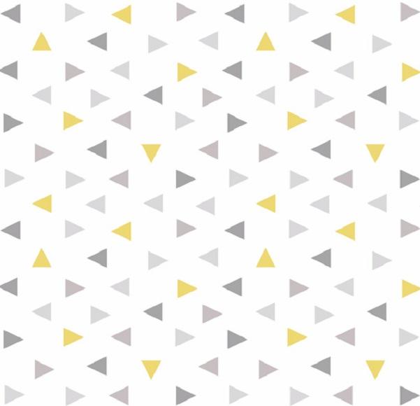 100% algodão - Triângulos