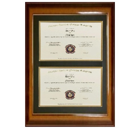 C65 Double Diploma