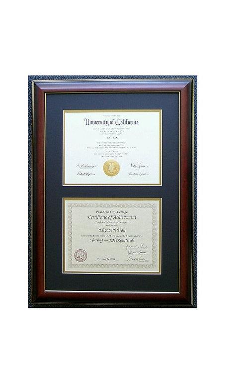 C55 Double Diploma