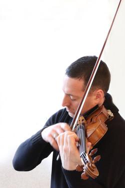 Kevin A. Lefohn Violinist 2