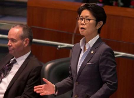 Gender equity lens for Toronto