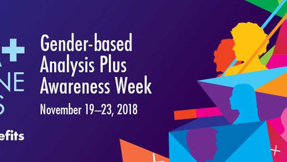 Gender-Based Analysis Plus (GBA+) Awareness Week