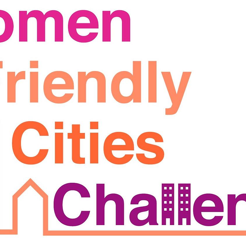 Women Friendly Cities Challenge  Volunteer Orientation
