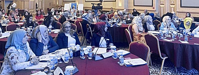 Iraqi Women Transforming Governance