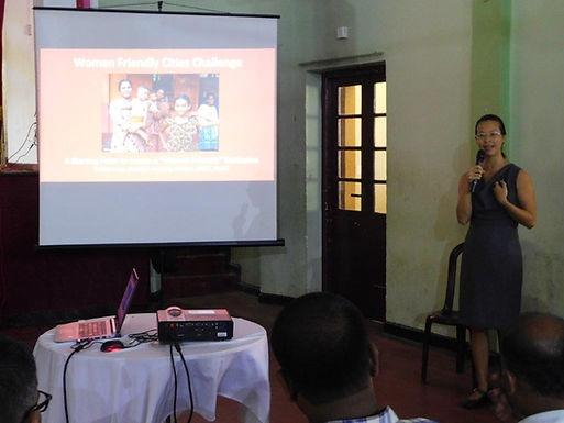Women Friendly Cities Challenge: Batticaloa Takes the Lead