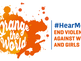 #HearMeToo END VIOLENCE AGAINST WOMEN AND GIRLS