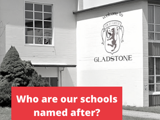 Call to re-name Gladstone secondary school