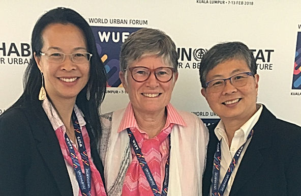 WUF 9 in Kuala Lumpur