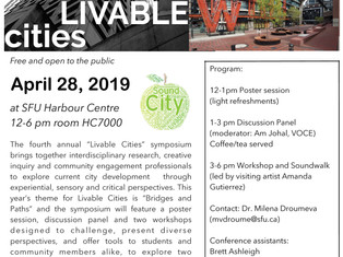 Livable Cities - Free Event