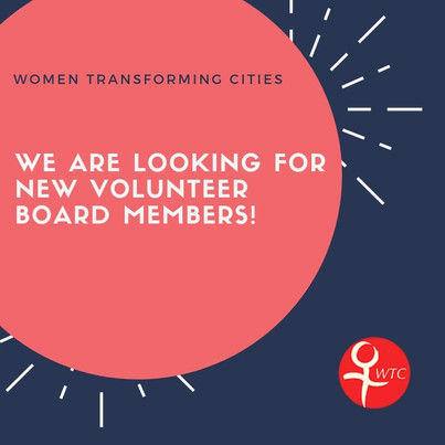 Call for new board members!
