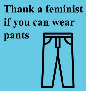 21 Powerful Posters Show Why We Should Thank Feminists