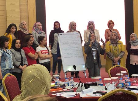 Women Leading in Iraq