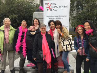 Launch of the Hot Pink Paper Campaign 2018!