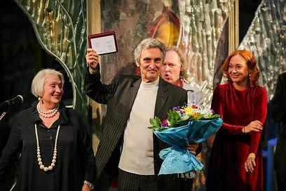 Актриса Виктория Тарасова стала Почётным деятелем искусств Москвы