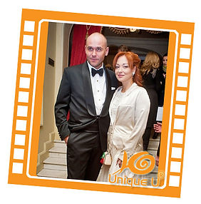 Виктория Тарасова и Максим Аверин