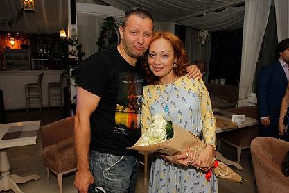 Виктория Тарасова и Владислав Котлярский