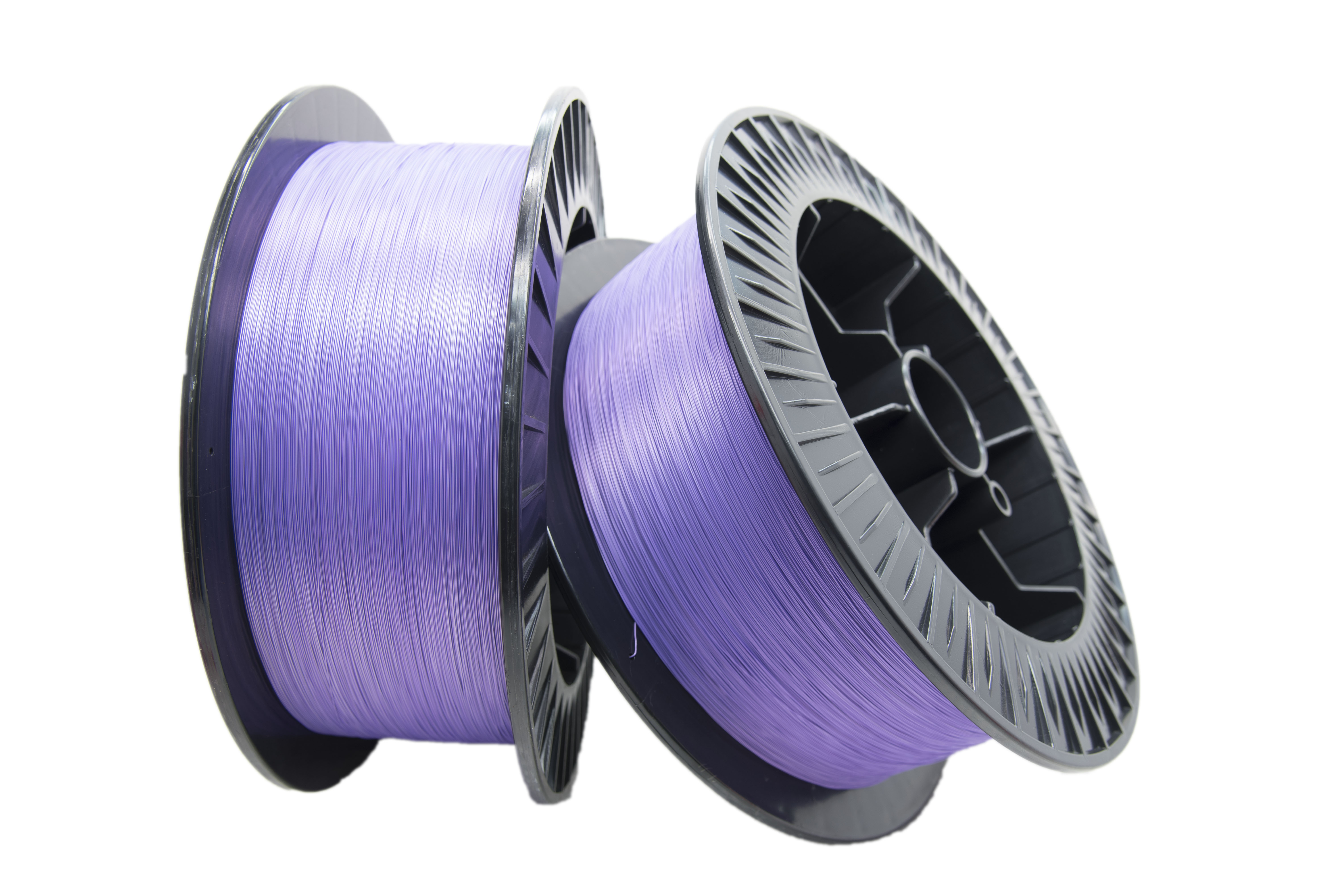 Purple Wrapping Ag wire