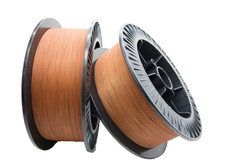 Brown Wrapping Ag wire