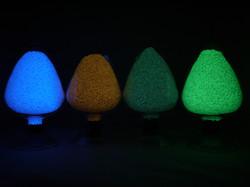 Luminous plastic