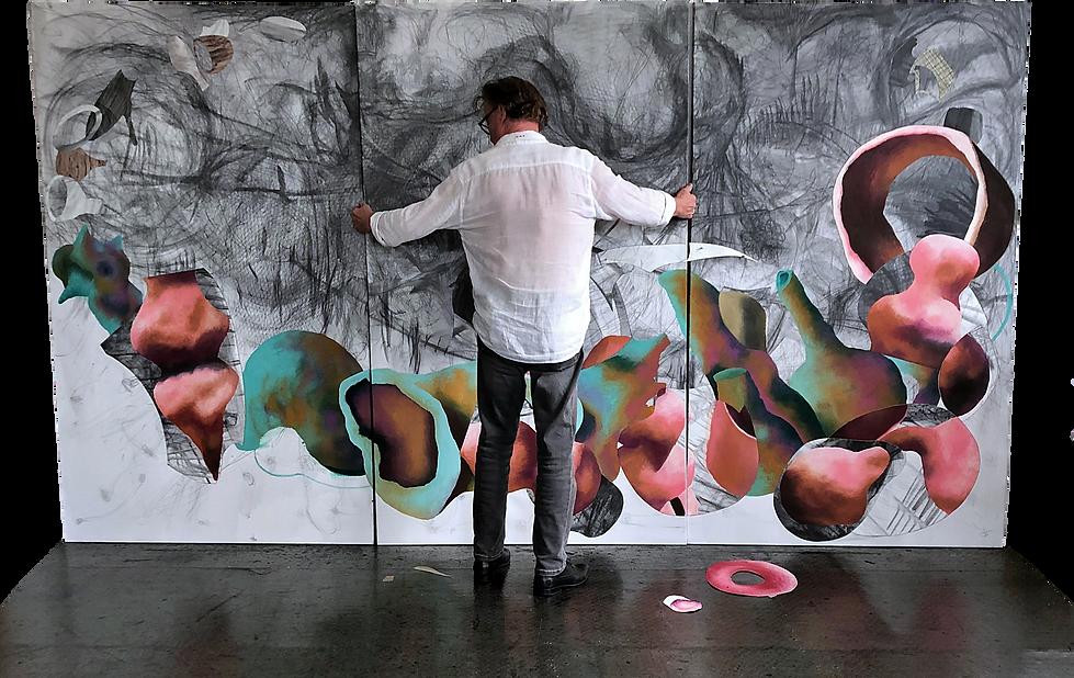 Wolfgang Walkensteiner | Contemporary Art | Director´s Cut |