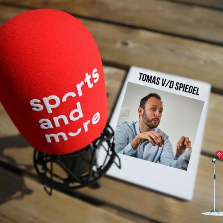 Podcast: Ondernemers in sport #Tomas Van Den Spiegel