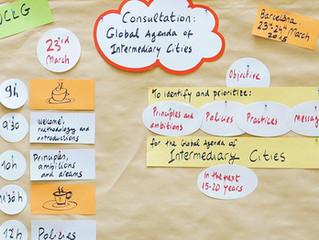 UCLG Consultation: Global Agenda for Intermediary Cities | BARCELONA