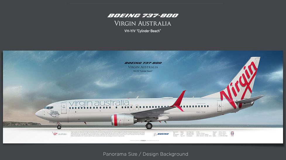 Virgin Australia Boeing 737-800 VH-YIV