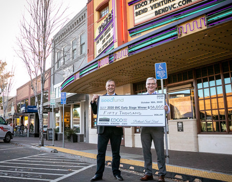 Cozera wins Early Stage competition at Bend Venture Conference.