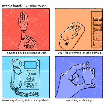 Need a Hand?