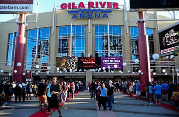 Gila River Arena Phoenix Coyotes