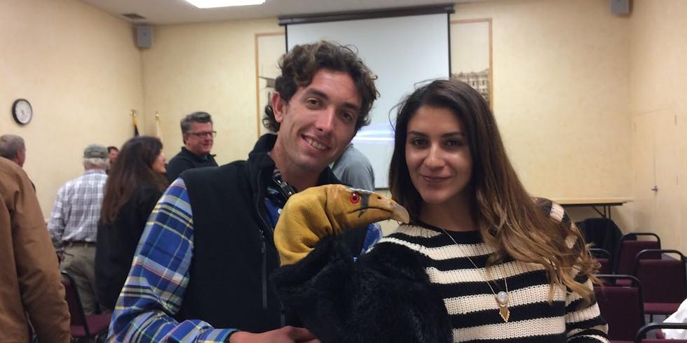 Sierra Club Speaker Series - CA Condors