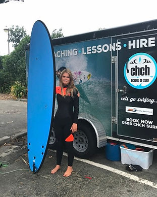 Private Surfing Lessons in Christchurch