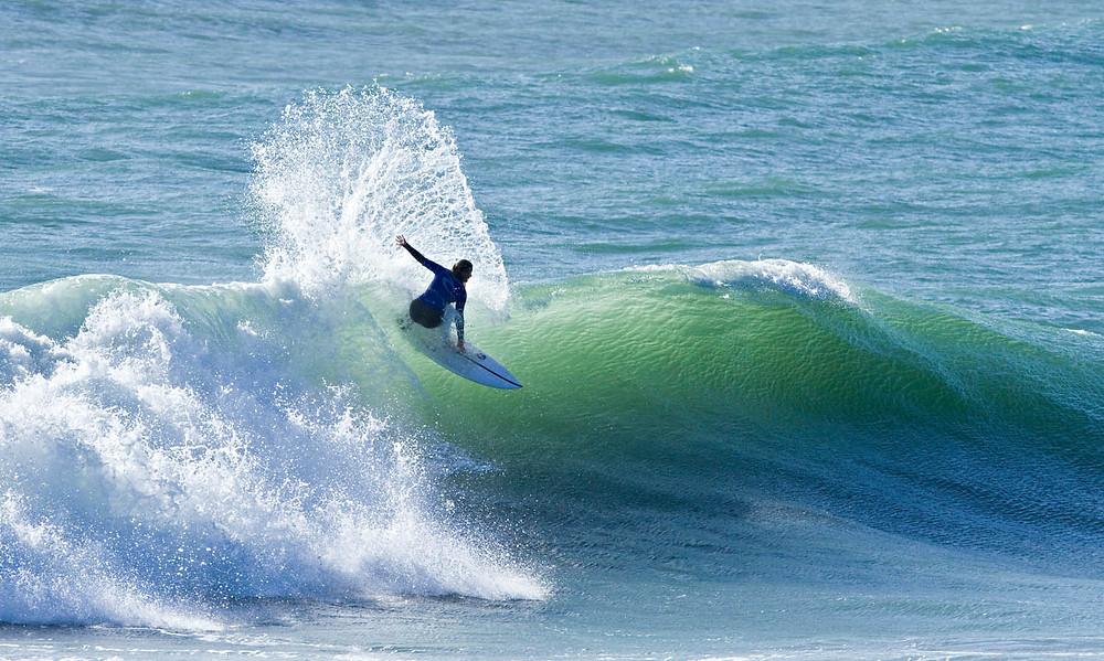 Indica photo bu Corey Scott NZ Surfing Mag